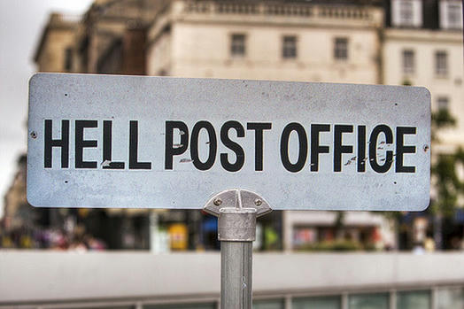 Fear & Loathing @ the Post Office - Our Experience With Sending Parcels from Abroad