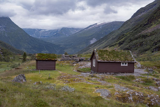 Norwegian Summer Houses: Living Off the Grid