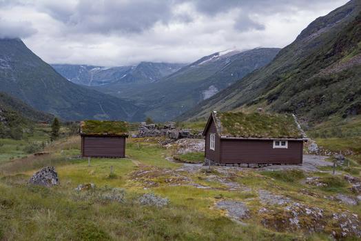 Norwegian Summer Houses: Living Off the Grid