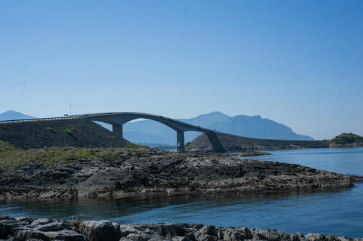 Norway: Atlantic Road and Fishing Villages