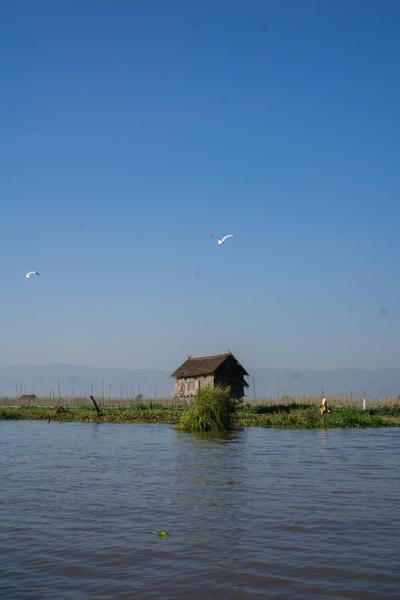 Inle Lake Water Civilization
