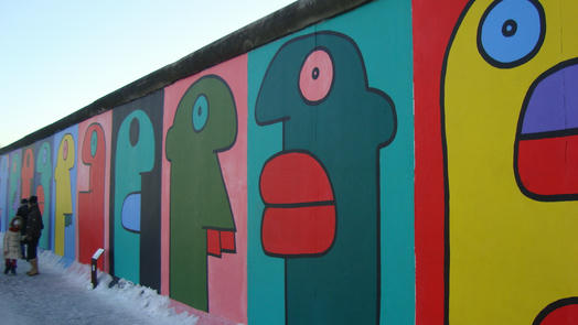 Where to See the Berlin Wall in Berlin?